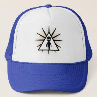 The Martian Trucker Hat