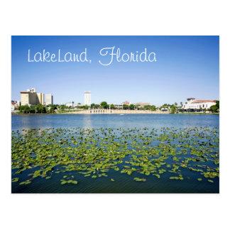 The marvel of Lakeland, Florida Postcard