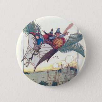 The Marvelous Land of Oz Buttons