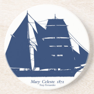 The Mary Celeste 1872 by tony fernandes Coaster