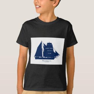 The Mary Celeste 1872 by tony fernandes T-Shirt