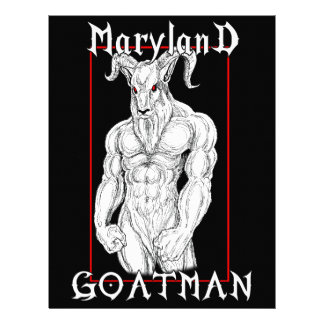 The Maryland Goatman Letterhead