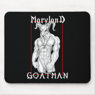 The Maryland Goatman Mouse Pad