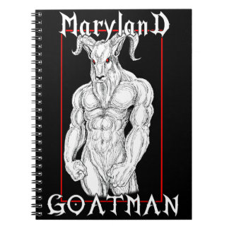 The Maryland Goatman Notebook