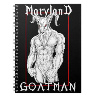 The Maryland Goatman Notebook