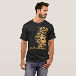 The Mask Abstract T-Shirt