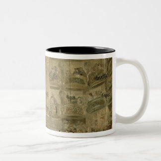 The Masked Ball, c.1767 Two-Tone Coffee Mug