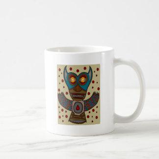 The Masked Blood Bat Coffee Mug