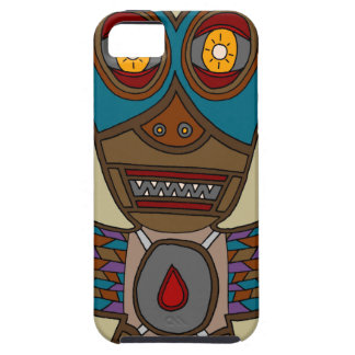 The Masked Blood Bat iPhone 5 Cover