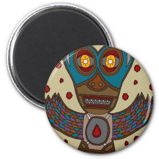 The Masked Blood Bat Magnet