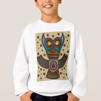 The Masked Blood Bat Sweatshirt