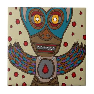 The Masked Blood Bat Tile