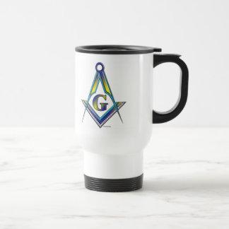 The Master Mason Travel Mug