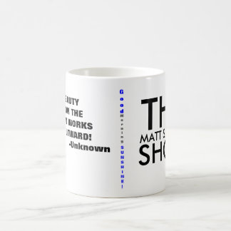 The Matt Smanski Show Coffee Mug