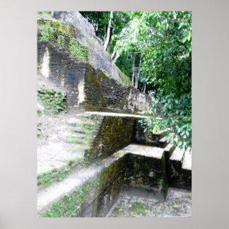 The Mayan Angle Poster
