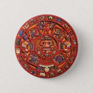 The Mayan Calendar 2 Inch Round Button