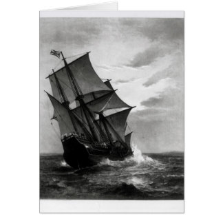 The Mayflower Card