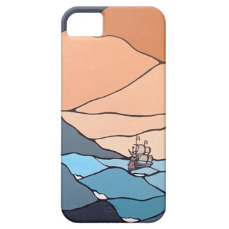 The Mayflower. iPhone 5 Cover