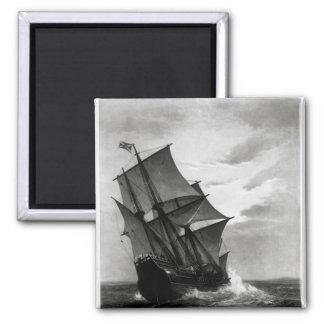 The Mayflower Magnet