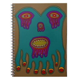 The Mayor of Swampland Notebook