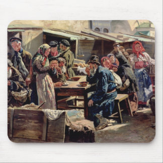 The Meal, 1875 Mouse Pad