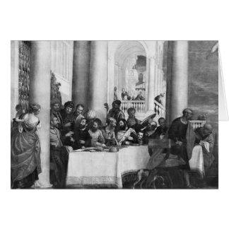 The Meal at the House of Simon the Pharisee Greeting Cards