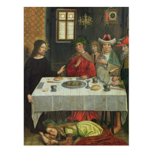 The Meal at the House of Simon the Pharisee Postcards