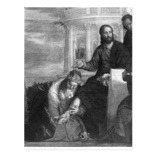The Meal at the House of Simon the Pharisee Postcard