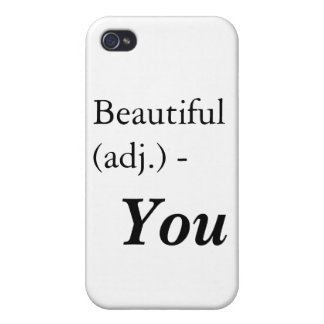 The Meaning of Beautiful Cover For iPhone 4