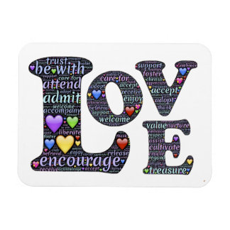 The Meaning of Love Magnet