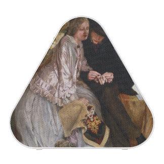 The Measure for the Wedding Ring, 1855 Speaker