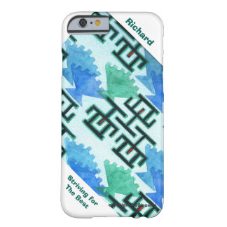 The Measuring Stick Barely There iPhone 6 Case