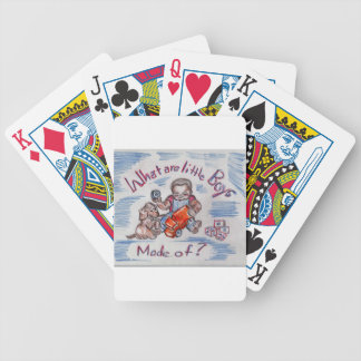 The Mechanic Bicycle Playing Cards