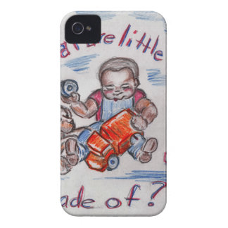 The Mechanic iPhone 4 Cover