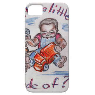 The Mechanic iPhone 5 Cases