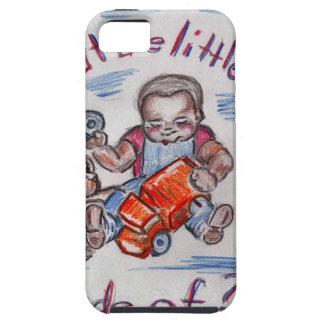 The Mechanic iPhone 5 Cover
