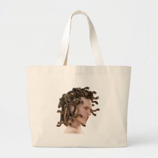 The Medusa Large Tote Bag