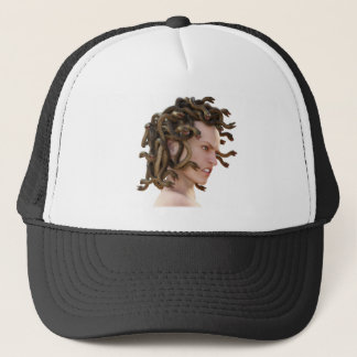 The Medusa Trucker Hat