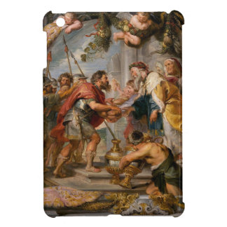 The Meeting of Abraham and Melchizedek Rubens Art Cover For The iPad Mini