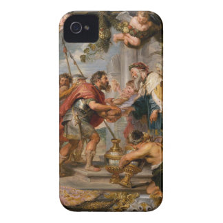 The Meeting of Abraham and Melchizedek Rubens Art iPhone 4 Case-Mate Case