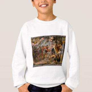 The Meeting of Abraham and Melchizedek Rubens Art Sweatshirt