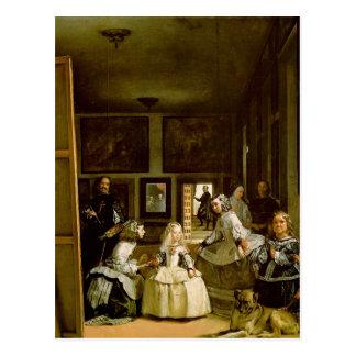 The Meninas Postcard