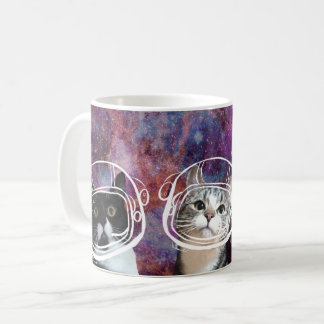 The Meowstronauts Coffee Mug