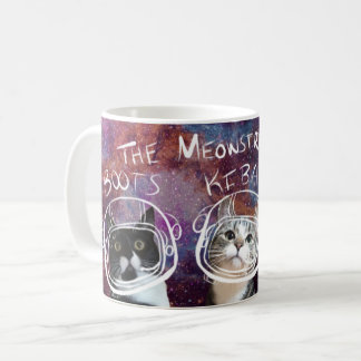 The Meowstronauts Mug
