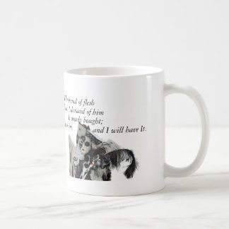 The Merchant of Venice Coffee Mug