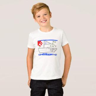 The merchant ship white T shirt