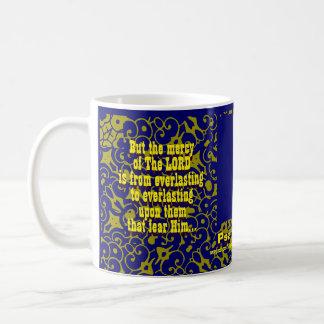 """The Mercy of GOD"" Coffee Mug"