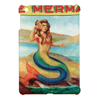 The Mermaid Cover For The iPad Mini