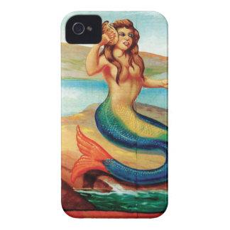 The Mermaid iPhone 4 Case-Mate Cases