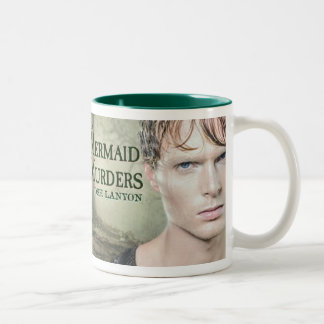 The Mermaid Murders NO quote 11 oz ceramic mug